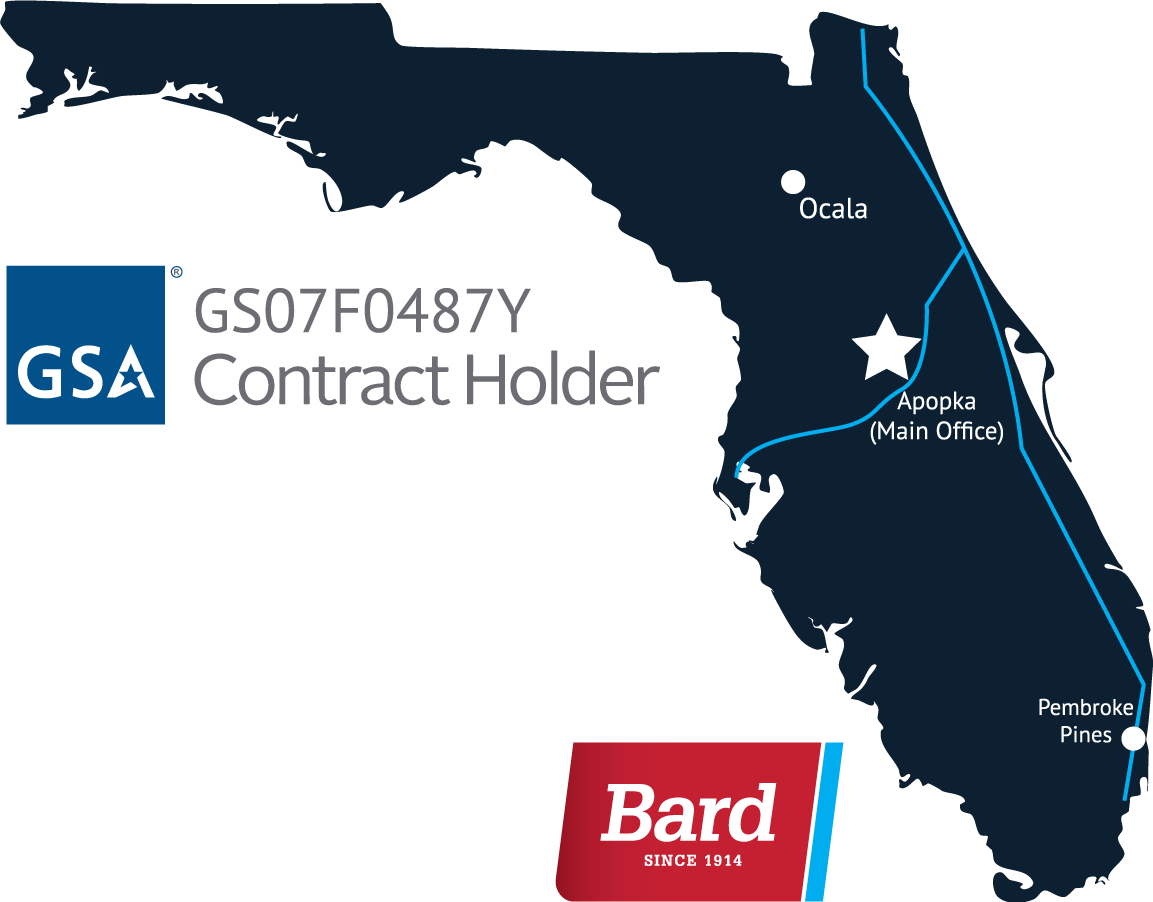 Bard™ HVAC Sales Florida Authorized Distributor: AccuAir